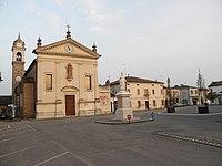 Piazza San Giuseppe, chiesa di San Giuseppe (Gaiba).jpg