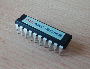 PICAXE - PICAXE 20M2
