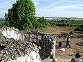 Picquigny (29 juillet 2009) chantier château 01.jpg