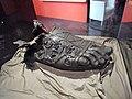 Pied de statue monumentale gallo-romaine, Musée Bargoin - vue du profil droit.jpg