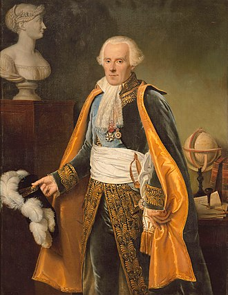 University of Caen Normandy - Image: Pierre Simon, marquis de Laplace (1745 1827) Guérin