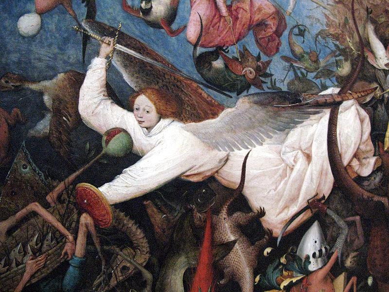 File:Pieter Bruegel I-Fall of rebel Angels IMG 1458.JPG