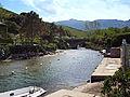 Pietracorbara embouchure fiume di Pietracorbara.jpg