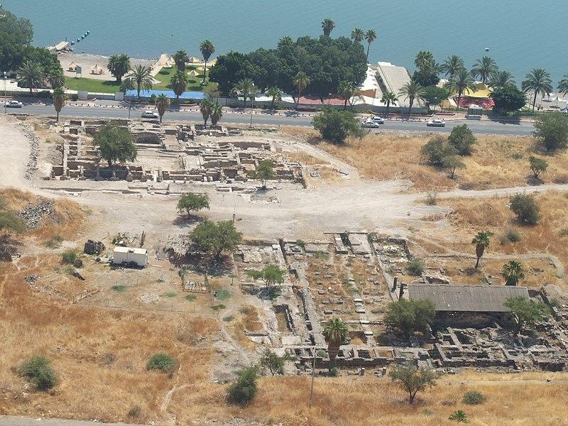 האזור הדרומי של טבריה העתיקה