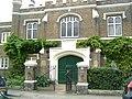 Pilgrims Cloister Sedgemoor Place. Former Asylum - geograph.org.uk - 1721250.jpg