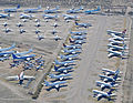 Pinal Air Park - Main storage are (13782943005).jpg