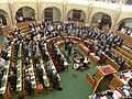Pintér Tamás (Jobbik) és Dr. Hadházy Ákos (LMP) eskütételét követő gratulációk - Országgyűlés, 2016.09.12.jpg
