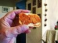 Pintxos sur pain au piment d'expelette.JPG