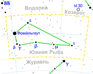 Piscis Austrinus constellation map ru lite.png