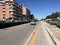 Pista ciclabile su viale Scala Greca.jpg