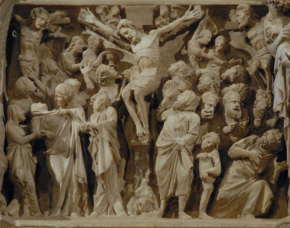 Pistoia 200310 038 Crucifixion crop