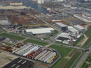 Haven- en industriegebied Moerdijk - Wikipedia