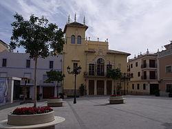 Ribarroja del Turia - Wikipedia, la enciclopedia libre
