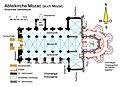 Plan de l'abbatiale de Mozac en allemand.jpg