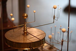 meaning of orrery