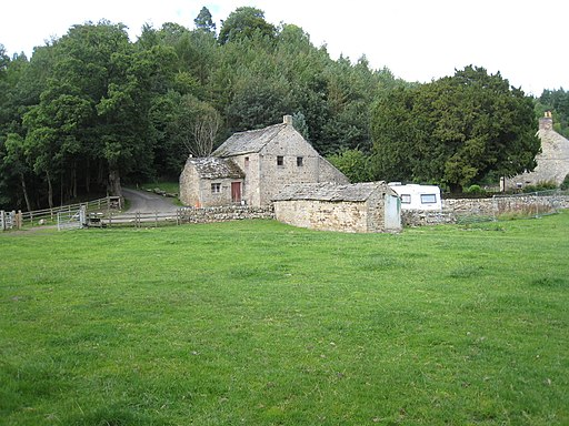 Plankey Mill - geograph.org.uk - 2002611
