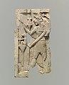 Plaque with Egyptian goddess Sakhmet MET DP110684.jpg