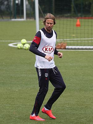 Jaroslav Plašil - Plašil training with Bordeaux in 2015