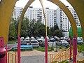 Playground in Troitsk (Moscow) 2014-09.jpg