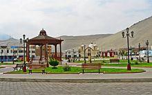 Plaza de Armas de Salaverry
