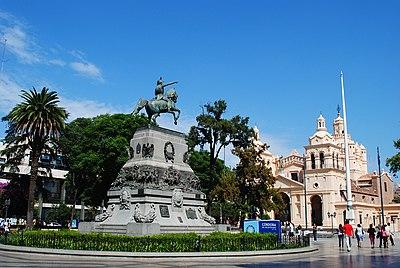 Plaza San Martín (Córdoba) - Wikipedia, la enciclopedia libre