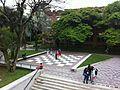 Plazuela del Ajedrez, Universidad Nacional de Colombia sede Medellín.jpeg
