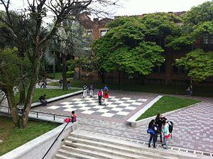 National University of Colombia at Medellín - Ajedrez Plazuela