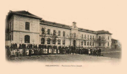 Plovdiv, St. Joseph College.png
