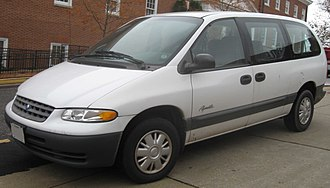 Chrysler minivans (NS) - 1998 Plymouth Grand Voyager