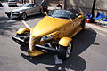 Plymouth Prowler 2002 AboveLSideFront LakeMirrorClassic 17Oct09 (14620583773).jpg