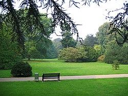 Poensgenpark English garden 2006 09 17.JPG