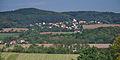 Pohled na obec od jihu, Vísky, okres Blansko.jpg