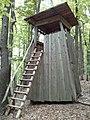 Pohorje - Lovski opazovalni stolp - panoramio.jpg