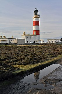 Point of Ayre Lighthouse lighthouse on the Isle of Man