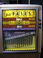 Poker pairs fruit machine, Great Yarmouth June 2012.jpg