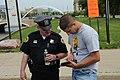 Police Week May 15, 2010 on Court Avenue Bridge, Des Moines, Iowa, USA-2.jpg