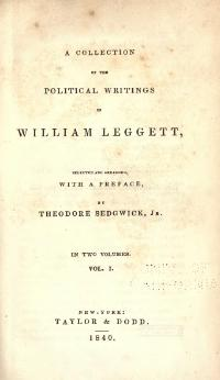 Political Writings of Leggett, v1.djvu