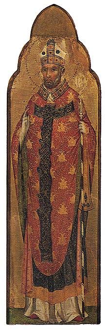 Polittico dei santi cosma e damiano (paolo veneziano) sant'ambrogio.jpg