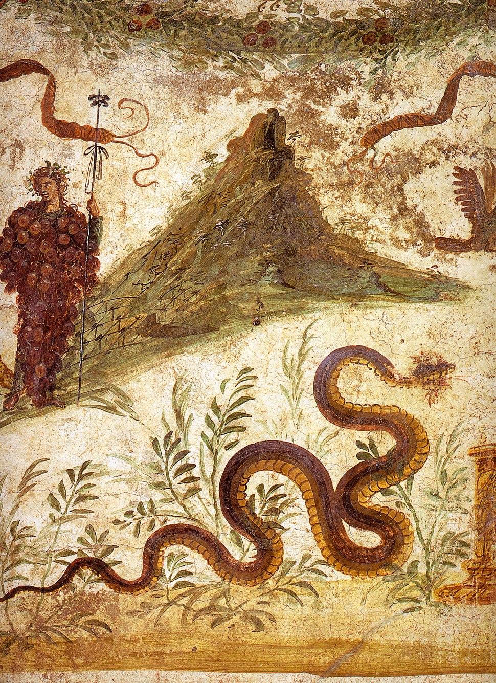 Pompeii - Casa del Centenario - MAN