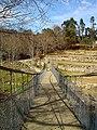Ponte de arame de Ribeira de Pena - Portugal (416238032).jpg