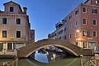 Ponte nuovo Rio Sant Anna Rio de la Tana Venezia.jpg