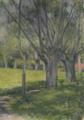 Poplars by Kuroda Seiki (Kuroda Kinenkan).tiff