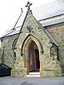 Porch to Christ Church, Great Ayton - geograph.org.uk - 593097.jpg