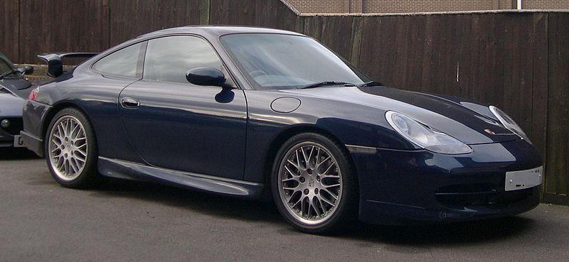 Porsche 911 996. Porsche 996 GT3