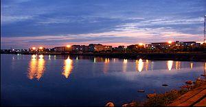 The haven of Mangalia