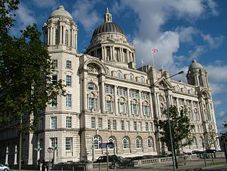 Port of Liverpool - Port of Liverpool Building