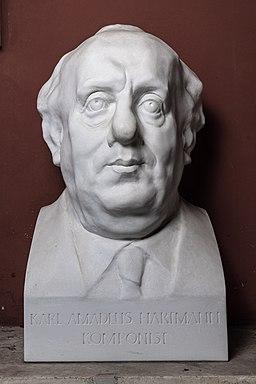 Porträtbüste Karl Amadeus Hartmann