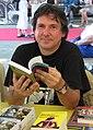 Portrait de l'écrivain Serguei Dounovetz lors du Festival International du Roman Noir de Frontignan (France).jpg