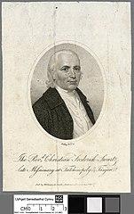 The Revd. Christian Frederick Swartz