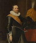 Portrait of an Officer by Jan van Ravesteyn and workshop Nationaal Militair Museum.jpg